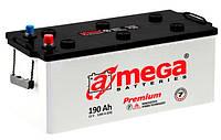 Аккумулятор автомобильный A-mega Premium 6СТ-190-А3