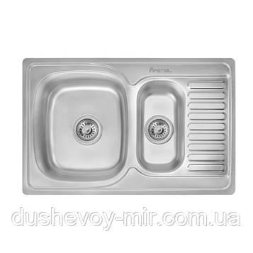 Кухонная мойка Imperial 7850 Micro Decor (IMP7850DECD)