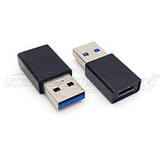 Переходник USB 3.0 АМ to Type-C Female