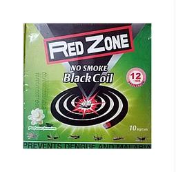 RED ZONE - Спіралі від комарів 60шт/уп
