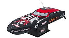 """Радиоуправляемая модель Катер 1:6 Himoto Stealth Enforcer 26"""" ST760 Brushed"""