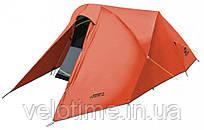 Палатка Hannah Hawk 2 SNOW  (mandarin red)