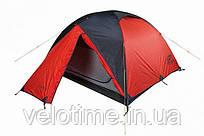 Палатка Hannah Covert 3 WS  (Mandarin red/dark shadow)