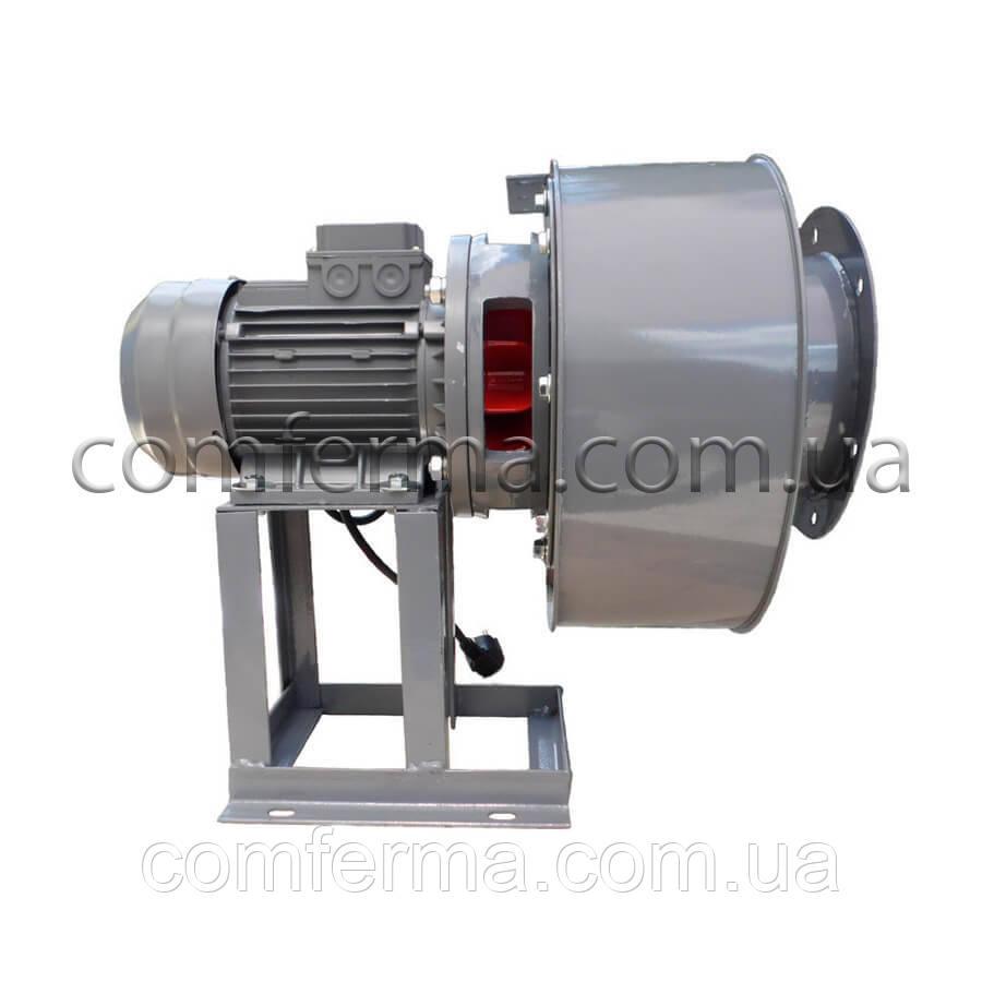 Радіальний вентилятор пиловий (1570 м3/годину)
