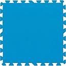Килимок-пазл для підстилки басейну 58220 (50х50 см 8шт в комплекті), фото 3