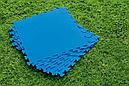 Килимок-пазл для підстилки басейну 58220 (50х50 см 8шт в комплекті), фото 7