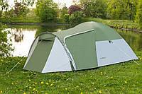 Палатка туристическая Acamper Monsun 4 зеленая