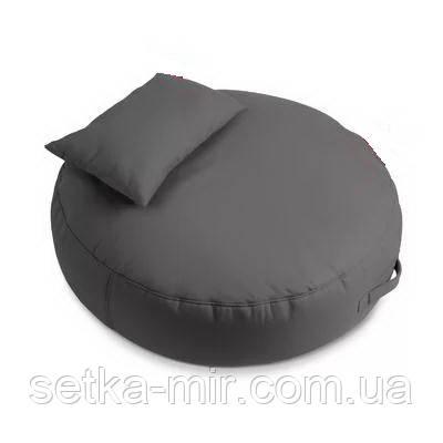 Крісло мішок Пігулка з подушкою в комплекті