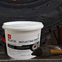 Шиномонтажный гель BLACK (ЧЕРНАЯ), 5 кг