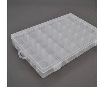 Органайзер Voltronic 27 х 17.5 х 4.5 см (Box-270 х 45 х 175/13922)