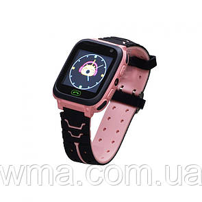 Детские Смарт Часы S9 Цвет Розовый