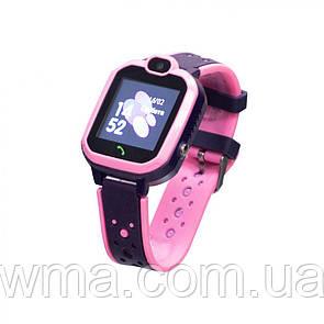 Детские Смарт Часы H1 Цвет Розовый