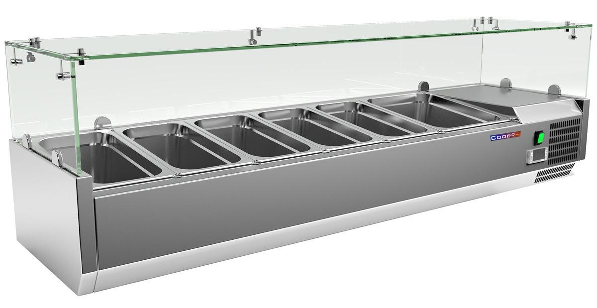Витрина холодильная VRX 1500/380 Cooleq (КНР)
