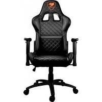 Крісло для геймерів COUGAR ARMOR One чорний