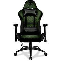 Крісло для геймерів COUGAR ARMOR One X темно зелений