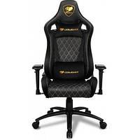 Крісло для геймерів COUGAR ARMOR S Royal чорний