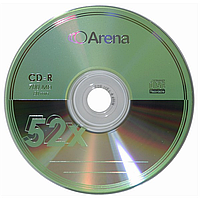 Диски arena cd-r 700mb 52x bulk 50 штук