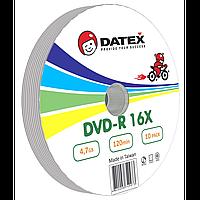 Диски datex dvd-r 4,7 Гб 16x bulk 10 штук