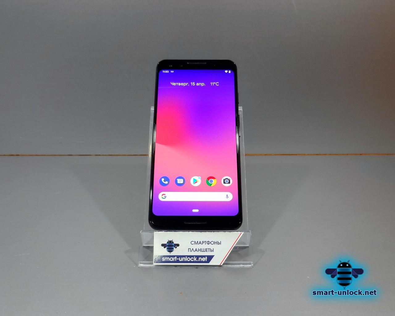 Телефон, смартфон Google Pixel 3 64Gb Покупка без риска, гарантия!