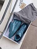 Стильні кросівки Alexander McQueen (Олександр Маквин) Moss Patent ( Premium ), фото 5