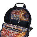 Джинсовий рюкзак SUZUKI, фото 5