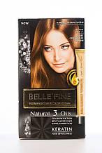 BELLE'FINE Фарба для волосся 7.77 Світло-шоколадно-коричневий
