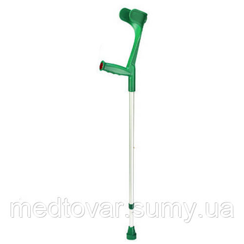 Подлокотный костыль Klassiker, зеленый