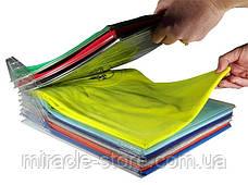 Органайзер для зберігання одягу та документів Ezstax 10 шт, фото 3