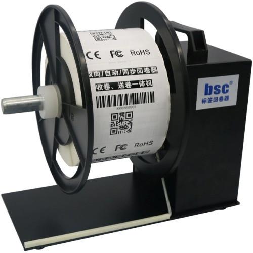 Зовнішній намотувальник етикеток BSC A6