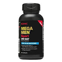 Витамины для мужчин GNC MEGA MEN SPORT ONE DAILY 60 капс