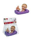 Пупс-малюк JC Toys плаваючий з матрацом, 13 см ШЛЮБ УПАКОВКИ, фото 2