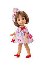 Лялька Berjuan Люсі в рожевій сукні 22 см