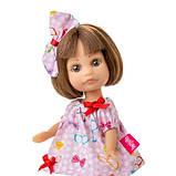 Лялька Berjuan Люсі в рожевій сукні 22 см, фото 2