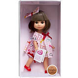 Кукла Berjuan Люси в розовом платье 22 см, фото 3