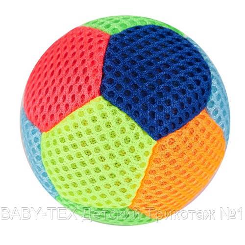 Мяч John Фокус, 7,5 см, ассорт.