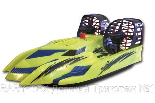 Катер Silverlit Hover Racer на воздушной подушке, на р/у БРАК УПАКОВКИ