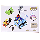 Машинки конструктор Робокар Поли для малышей Robocar Poli, фото 2