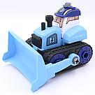 Машинки конструктор Робокар Поли для малышей Robocar Poli, фото 4