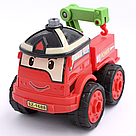 Машинки конструктор Робокар Поли для малышей Robocar Poli, фото 5