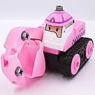 Машинки конструктор Робокар Поли для малышей Robocar Poli, фото 7