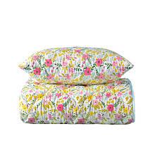 Набір ковдра+подушка Tropical пудра