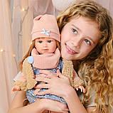 Лялька шарнірна Мартіна, руда, 40 см (54030), фото 7