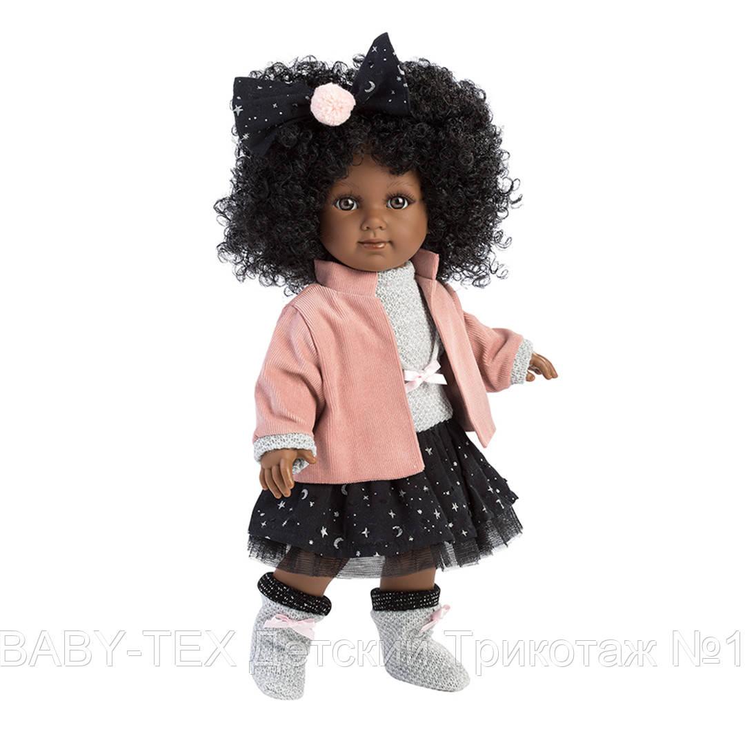 Шарнірна Лялька Зурі, мулатка, брюнетка, 35 см (53526)