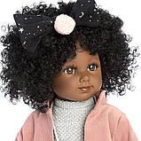 Лялька шарнірна Зурі, мулатка, брюнетка, 35 см (53526), фото 2