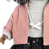 Лялька шарнірна Зурі, мулатка, брюнетка, 35 см (53526), фото 3