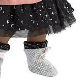Лялька шарнірна Зурі, мулатка, брюнетка, 35 см (53526), фото 4