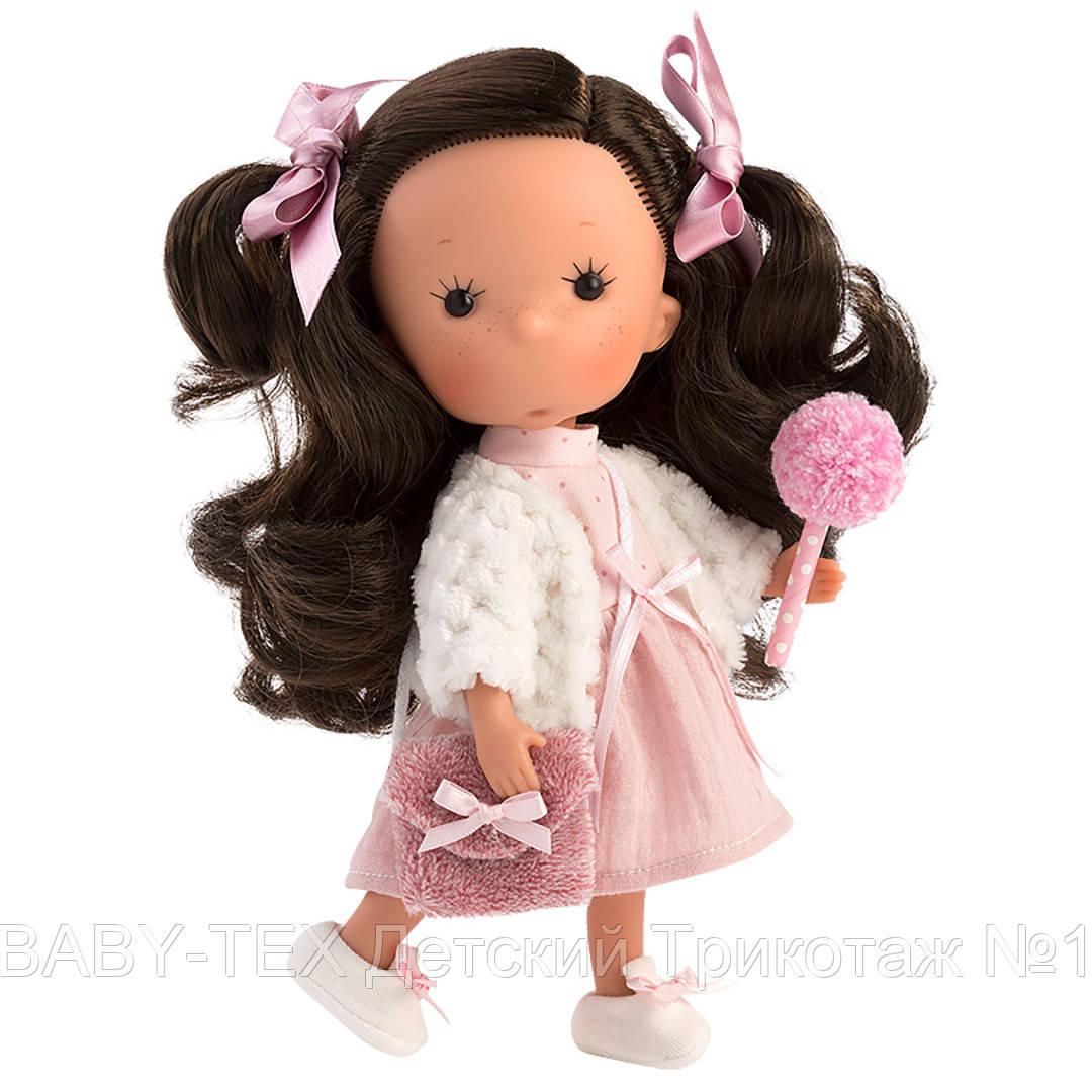 Лялька шарнірна, Міс Мініс Дана Стар, брюнетка, 26 см (52604)