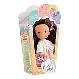 Лялька шарнірна, Міс Мініс Дана Стар, брюнетка, 26 см (52604), фото 6