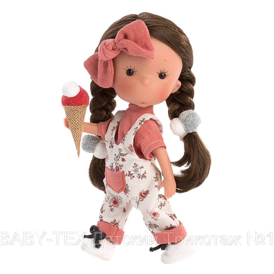 Лялька шарнірна, Міс Мініс Белла Пан, шатенка, 26 см (52601)