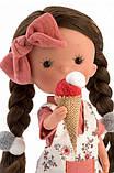 Лялька шарнірна, Міс Мініс Белла Пан, шатенка, 26 см (52601), фото 3